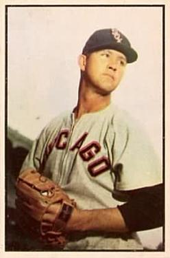 1953 Bowman Color #88 Joe Dobson