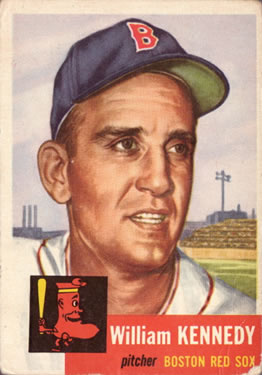 1953 Topps #94 Bill Kennedy DP
