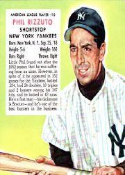 1953 Red Man #AL10 Phil Rizzuto