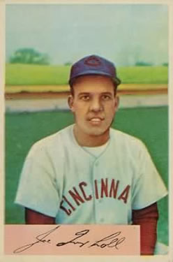 1954 Bowman #76 Joe Nuxhall