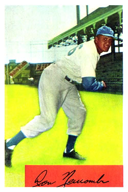 1954 Bowman #154 Don Newcombe