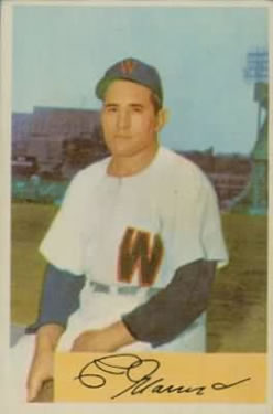1954 Bowman #200 Conrado Marrero
