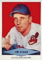 1954 Red Heart #11 Jim Hegan SP