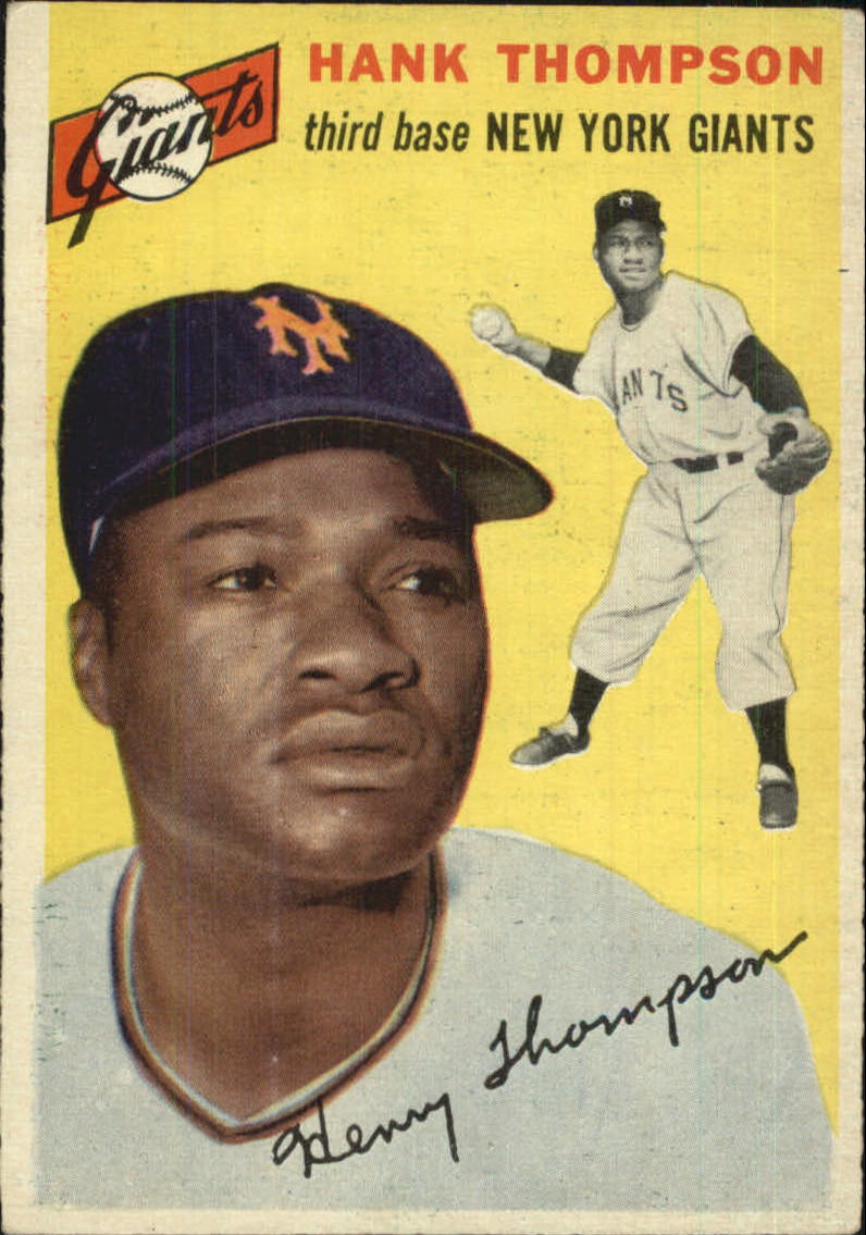 1954 Topps #64 Hank Thompson