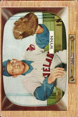 1955 Bowman #38 Early Wynn