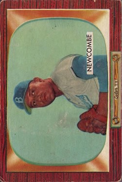 1955 Bowman #143 Don Newcombe