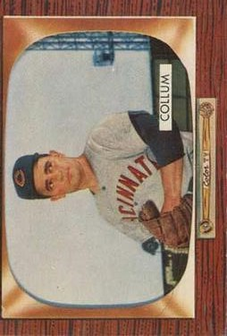 1955 Bowman #189 Jack Collum
