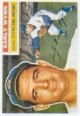 1956 Topps #187 Early Wynn