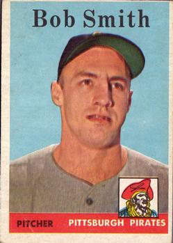 1958 Topps #226 Bob Smith RC