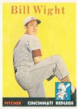 1958 Topps #237 Bill Wight