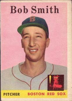 1958 Topps #445 Bob Smith RC