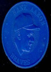 1959 Armour Coins #1 Hank Aaron