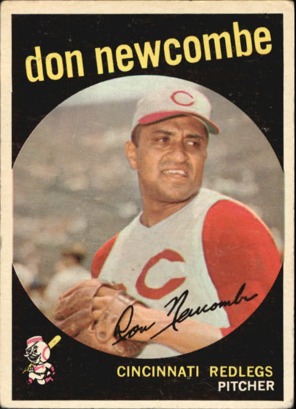 1959 Topps #312 Don Newcombe
