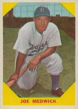 1960 Fleer #22 Joe Medwick
