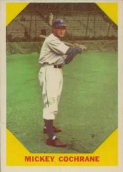 1960 Fleer #24 Mickey Cochrane