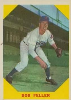 1960 Fleer #26 Bob Feller DP