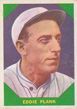 1960 Fleer #46 Eddie Plank DP