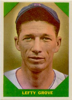 1960 Fleer #60 Lefty Grove