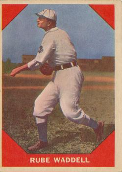 1960 Fleer #61 Rube Waddell DP