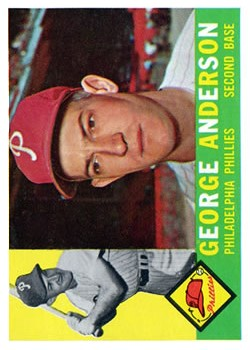 1960 Topps #34 Sparky Anderson