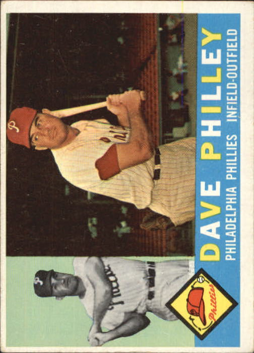 1960 Topps #52 Dave Philley