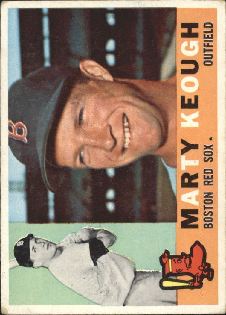 1960 Topps #71 Marty Keough