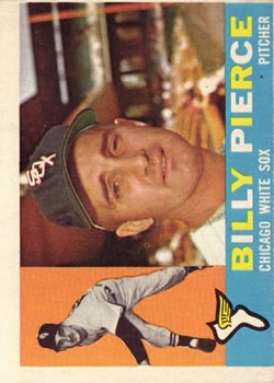 1960 Topps #150 Billy Pierce