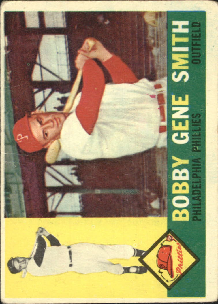 1960 Topps #194 Bobby Gene Smith