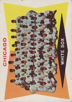 1960 Topps #208 Chicago White Sox CL
