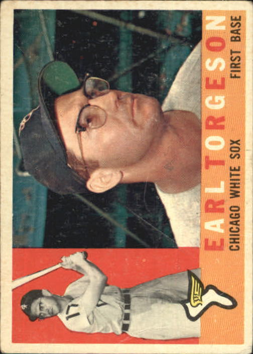 1960 Topps #299 Earl Torgeson