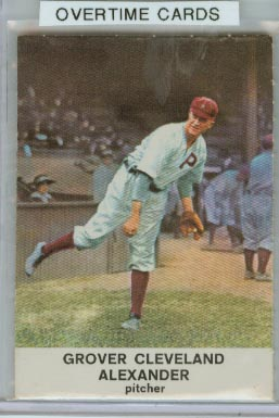 1961 Golden Press #2 Grover C. Alexander