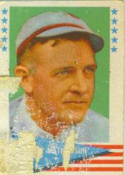 1961 Fleer #59 Christy Mathewson