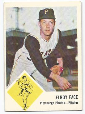 1963 Fleer #57 Roy Face