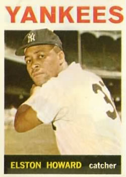 1964 Topps #100 Elston Howard