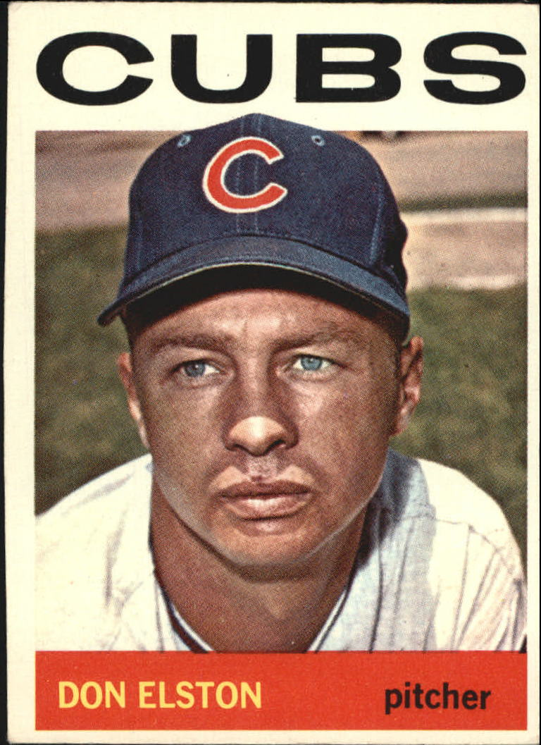 1964 Topps #111 Don Elston