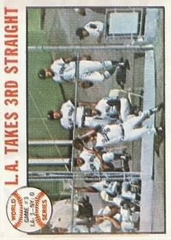 1964 Topps #138 World Series Game 3/Ron Fairly