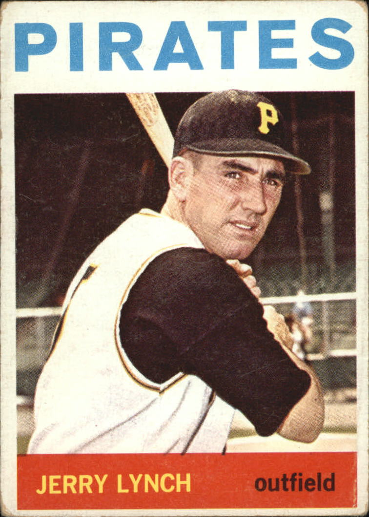 1964 Topps #193 Jerry Lynch