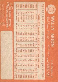 1964 Topps #353 Wally Moon