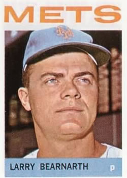 1964 Topps #527 Larry Bearnarth