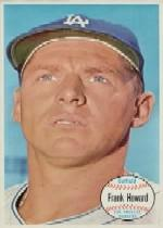 1964 Topps Giants #24 Frank Howard