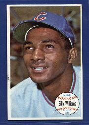 1964 Topps Giants #52 Billy Williams