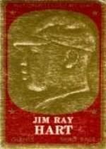 1965 Topps Embossed #4 Jim Ray Hart