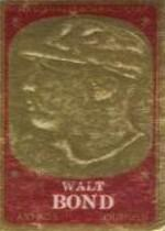 1965 Topps Embossed #50 Walt Bond