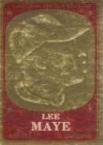 1965 Topps Embossed #62 Lee Maye