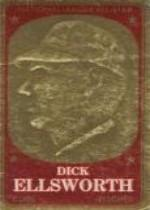 1965 Topps Embossed #67 Dick Ellsworth