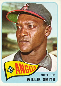 1965 Topps #85 Willie Smith RC