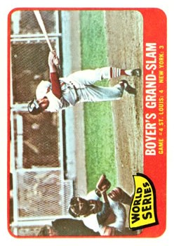 1965 Topps #135 World Series Game 4/Ken Boyer