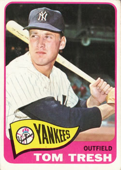 1965 Topps #440 Tom Tresh