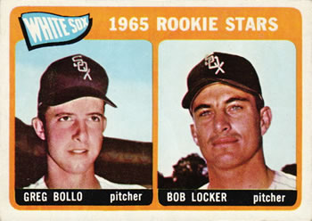1965 Topps #541 Rookie Stars/Greg Bollo RC/Bob Locker RC