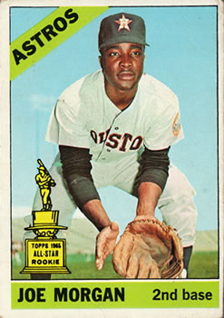 1966 Topps #195 Joe Morgan